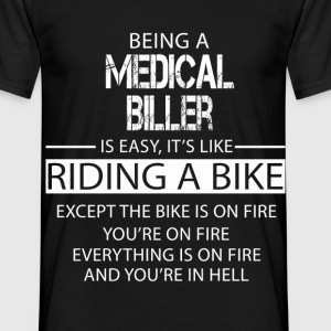 Medical Biller T-Shirts - Men's T-Shirt