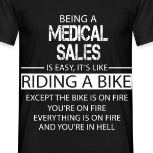 Medical Sales T-Shirts - Men's T-Shirt