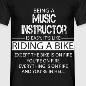 Music Instructor T-Shirts - Men's T-Shirt