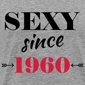 Sexy since 1960 Tee shirts - T-shirt Premium Homme