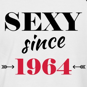 Sexy since 1964 Tee shirts - T-shirt baseball manches courtes Homme