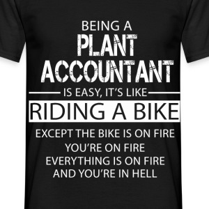 Plant Accountant T-Shirts - Men's T-Shirt