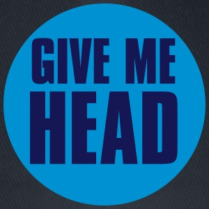 Give me Head_T-Shirt - Flexfit Baseballkappe