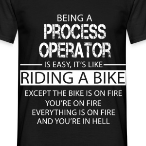 Process Operator T-Shirts - Men's T-Shirt