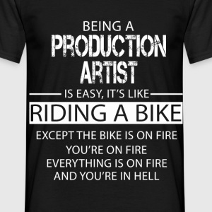 Production Artist T-Shirts - Men's T-Shirt