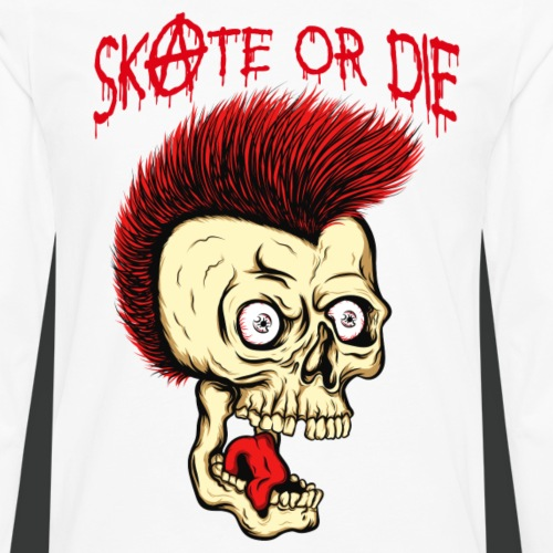 MC VICE - Skate Or Die (Vintage / for White)