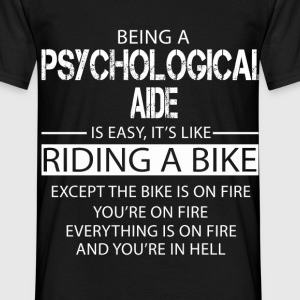 Psychological aide T-Shirts - Men's T-Shirt