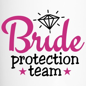 bride protection team 2c / bride security  Muggar & tillbehör - Termosmugg