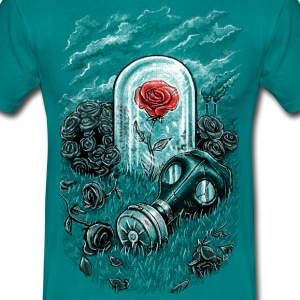 The Last Flower On Earth T-Shirts - Men's T-Shirt