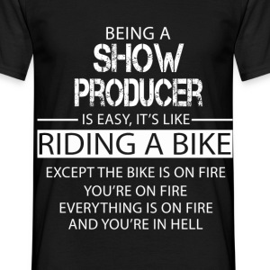 Show Producer T-Shirts - Men's T-Shirt
