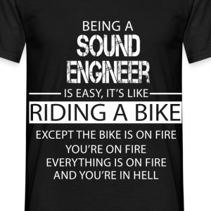 Sound Engineer T-Shirts - Men's T-Shirt