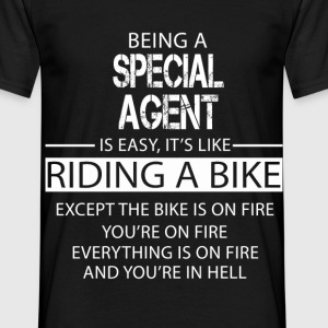 Special Agent T-Shirts - Men's T-Shirt