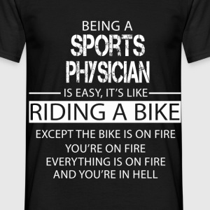 Sports Physician T-Shirts - Men's T-Shirt