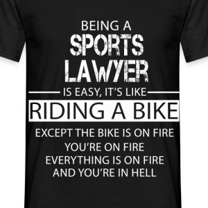 Sports Lawyer T-Shirts - Men's T-Shirt