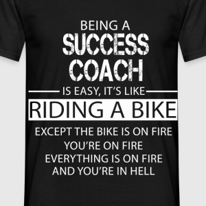 Success Coach T-Shirts - Men's T-Shirt