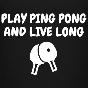 Table Tennis - Ping Pong - Sport - Racket - Ball T-Shirts - Teenager Premium T-Shirt