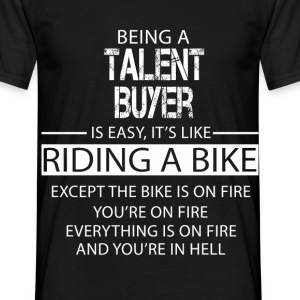 Talent Buyer T-Shirts - Men's T-Shirt