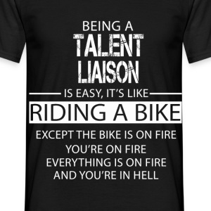 Talent Liaison T-Shirts - Men's T-Shirt