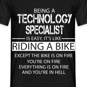 Technology Specialist T-Shirts - Men's T-Shirt