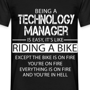 Technology Manager T-Shirts - Men's T-Shirt