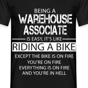 Warehouse Associate T-Shirts - Men's T-Shirt