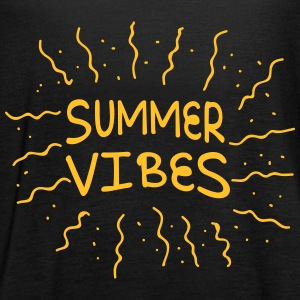 summer vibes Tops - Women's Tank Top by Bella