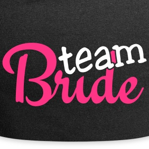 team bride 2c Caps & Hats - Jersey Beanie