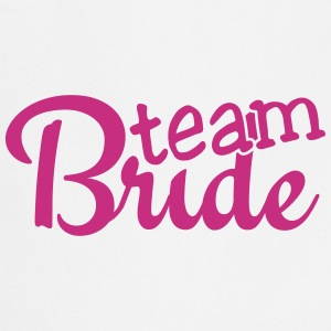 team bride 1c  Aprons - Cooking Apron