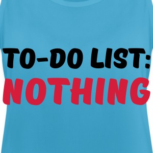 To-Do List: Nothing Sports wear - Women's Breathable Tank Top