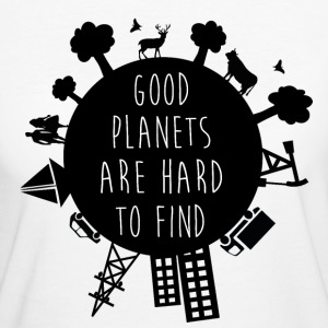 Planet Earth T-Shirts - Frauen Bio-T-Shirt