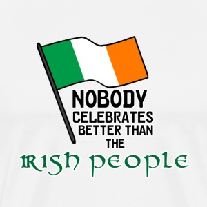 Irish People T-Shirts - Men's Premium T-Shirt
