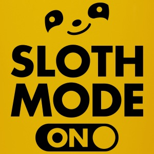 Sloth Mode (On) Krus & tilbehør - Ensfarvet krus