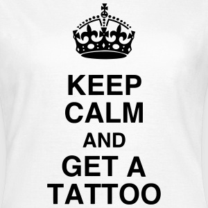 Tatoo / Tattooed / Tattooist / Biker / Piercing T-Shirts - Women's T-Shirt