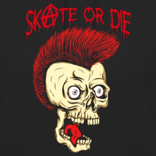 Skate Or Die (Vintage - For Dark Shirts)