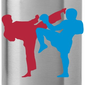 Kick Boxe water bottle - Borraccia