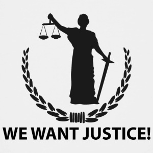 We want justice Shirts - Kids' Premium T-Shirt