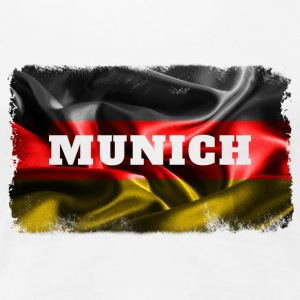 Munich T-Shirts - Frauen Premium T-Shirt