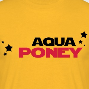 aquaponey 2 Tee shirts - T-shirt Homme