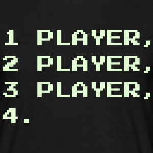 MULTIPLAYER T-Shirts - Men's T-Shirt