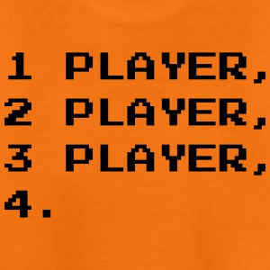 MULTIPLAYER Shirts - Kids' Premium T-Shirt