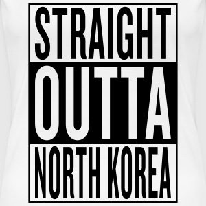 North Korea T-Shirts - Women's Premium T-Shirt