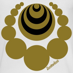 Crop Circles Collection Francisco Evans ™ Sportsbeklædning - Herre basketball-trikot