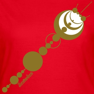 Crop Circles Collection Francisco Evans ™ T-Shirts - Frauen T-Shirt