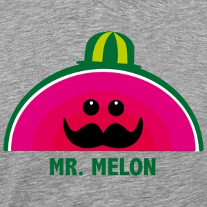Mr. Melon T-shirts - Premium-T-shirt herr