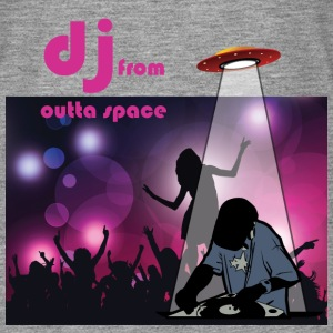deejay from outer space Tops - Frauen Premium Tank Top