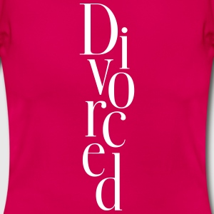 divorced T-Shirts - Women's T-Shirt