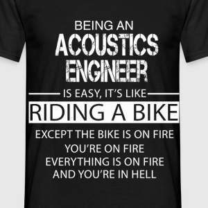 Acoustics Engineer T-Shirts - Men's T-Shirt