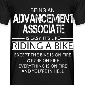 Advancement Associate T-Shirts - Men's T-Shirt