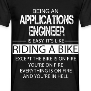 Applications Engineer T-Shirts - Men's T-Shirt