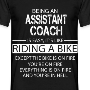 Assistant Coach T-Shirts - Men's T-Shirt